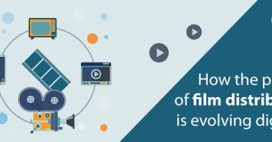 How the process of film distribution is evolving digitally
