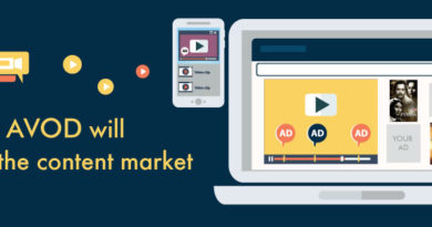 How AVOD will rule the Content Market