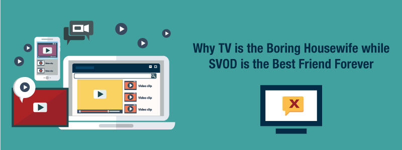 svod - subscription video on demand