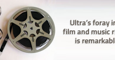 ultra film rights and music rights