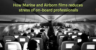 Marine and Airborn film rights