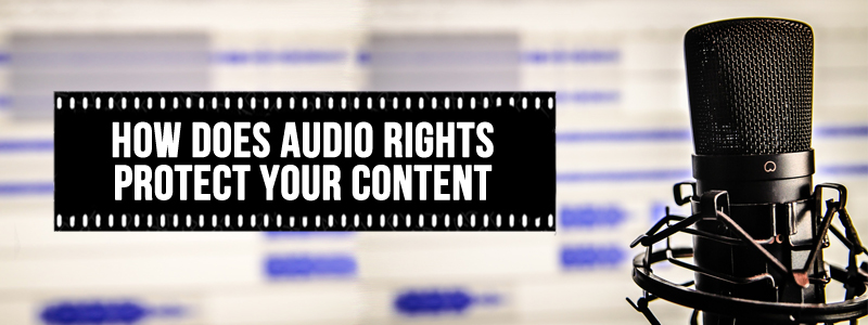 audio film rights and services