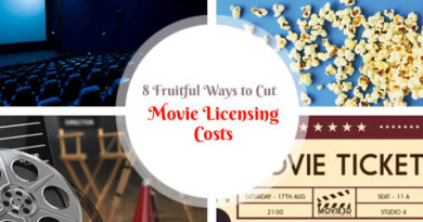 Fruitful Ways to Cut Movie Licensing Costs