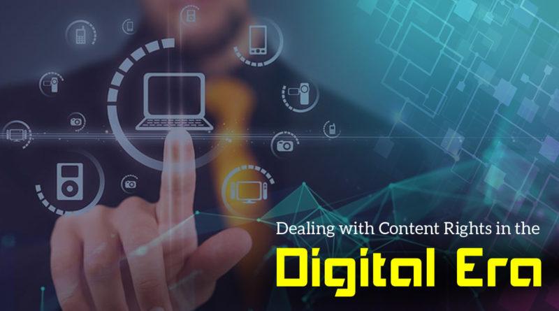 Content Rights in Digital Era