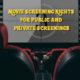 Movie Screening Rights