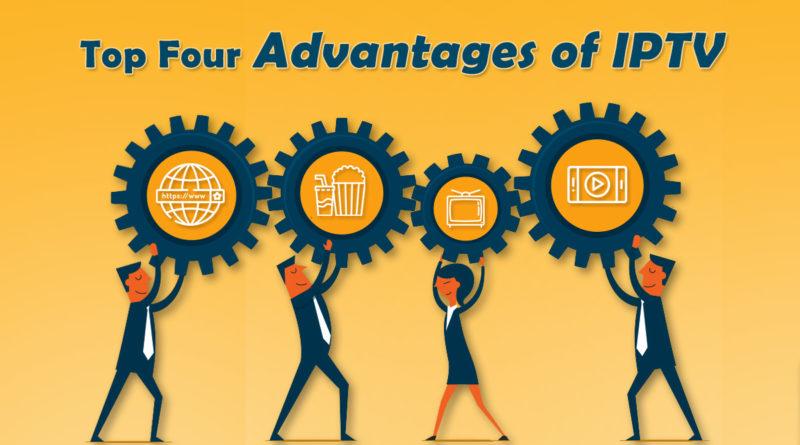 Advantages of IPTV