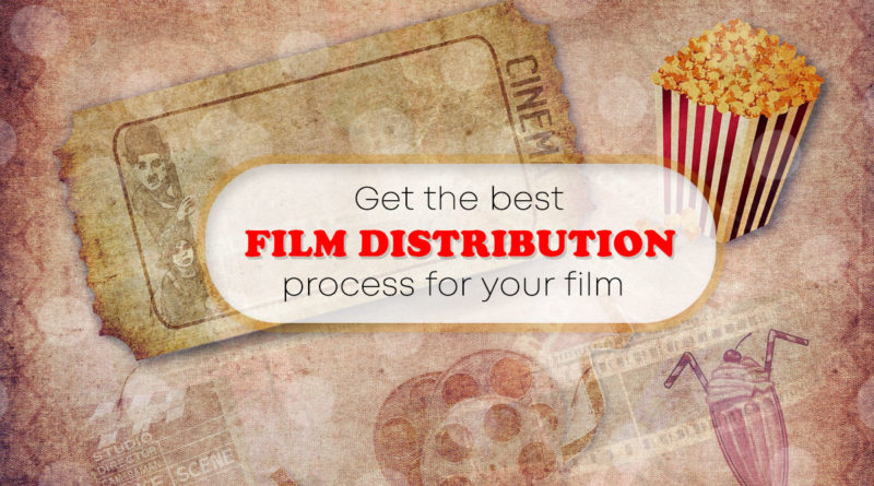 Film Distribution Process