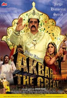 Akbar the great (57 Episodes)