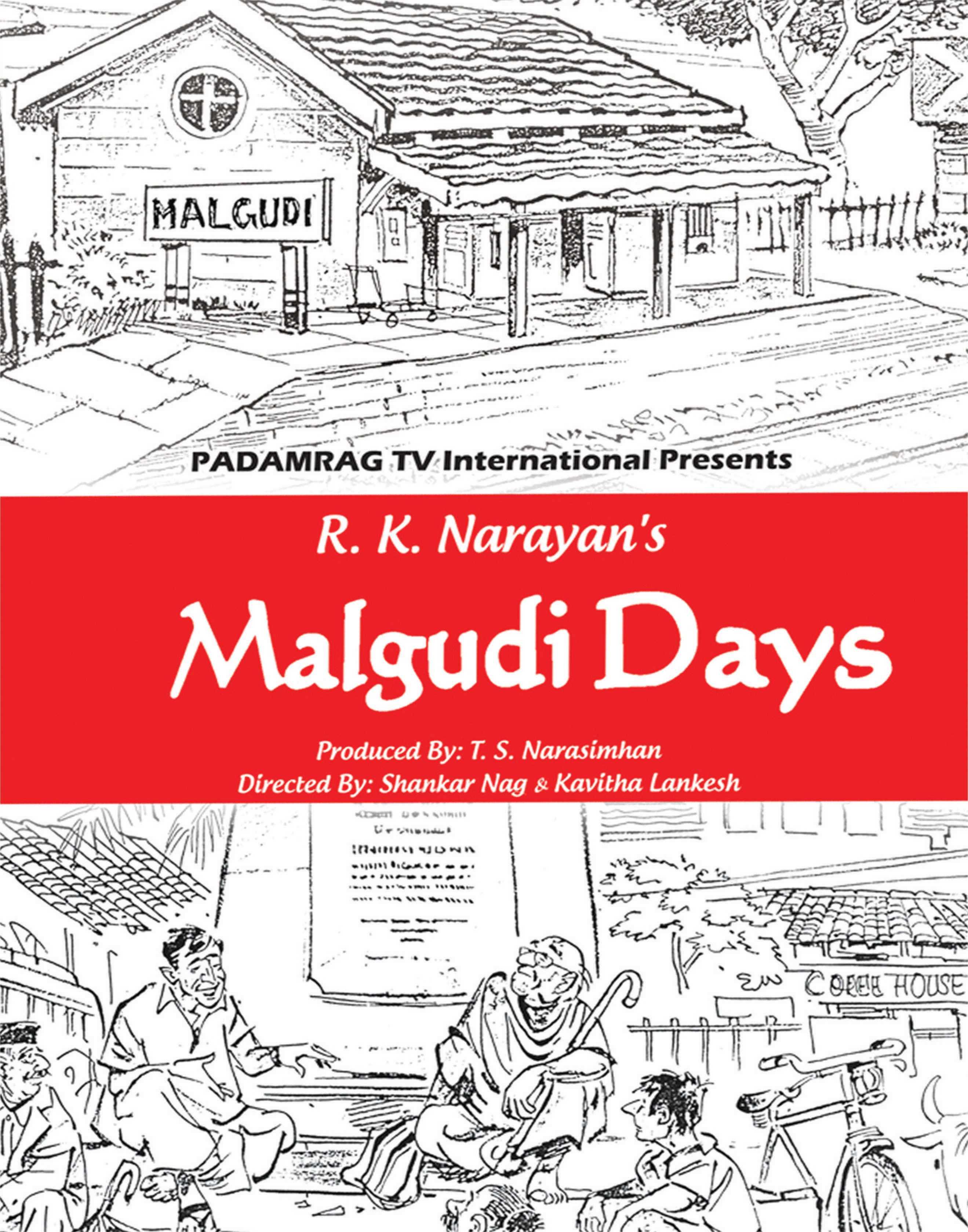 MALGUDI DAYS (54 EPISODES)